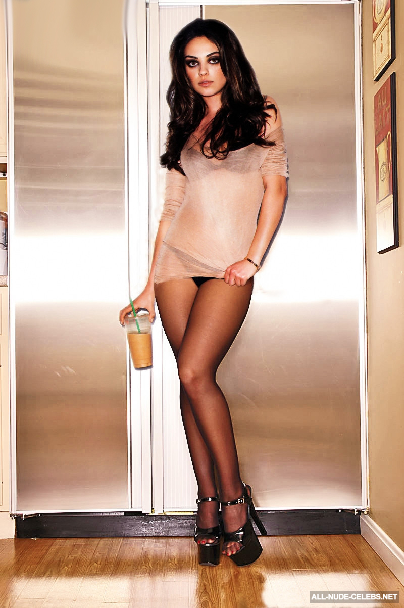 Sexiest woman in the world is mila kunis