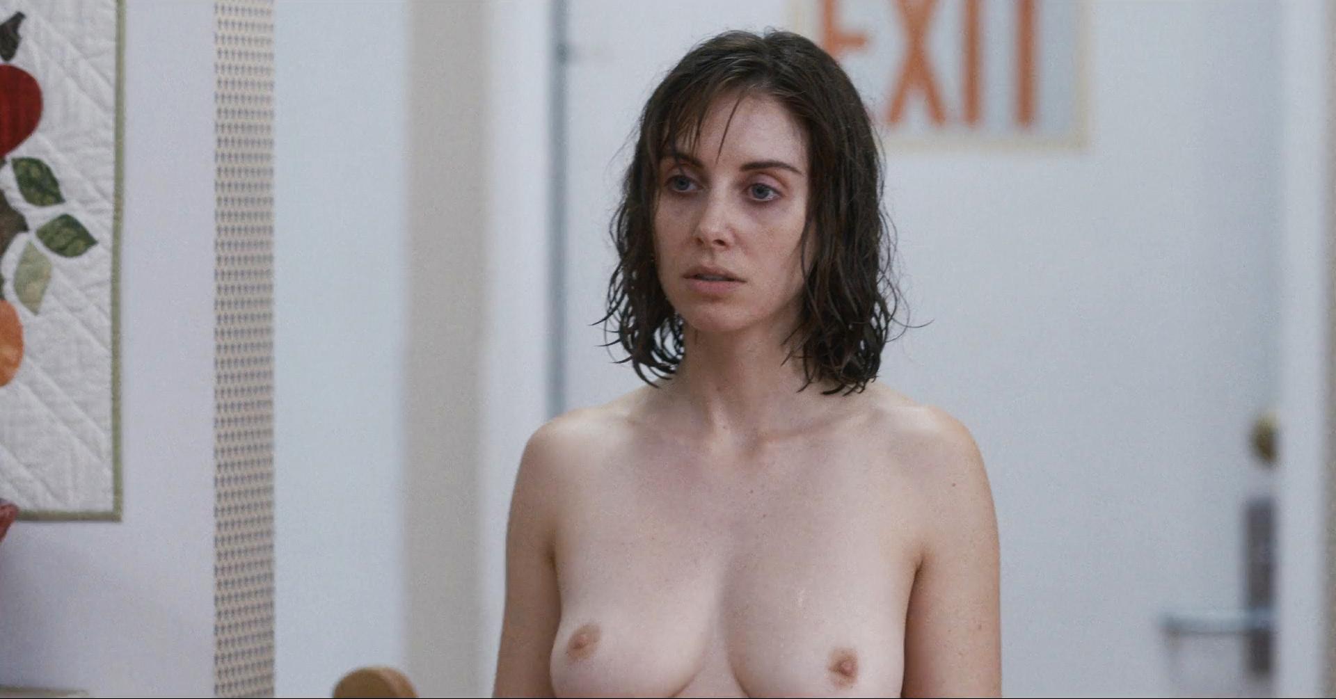 Alison Brie Nude Scene