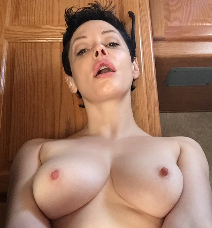 Rose mcgowan sex