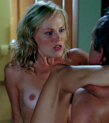 Malin Akerman Topless