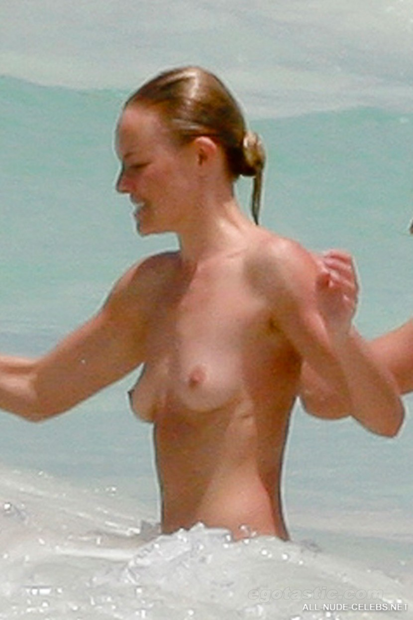 Kate Bosworth Nude In Big Sur