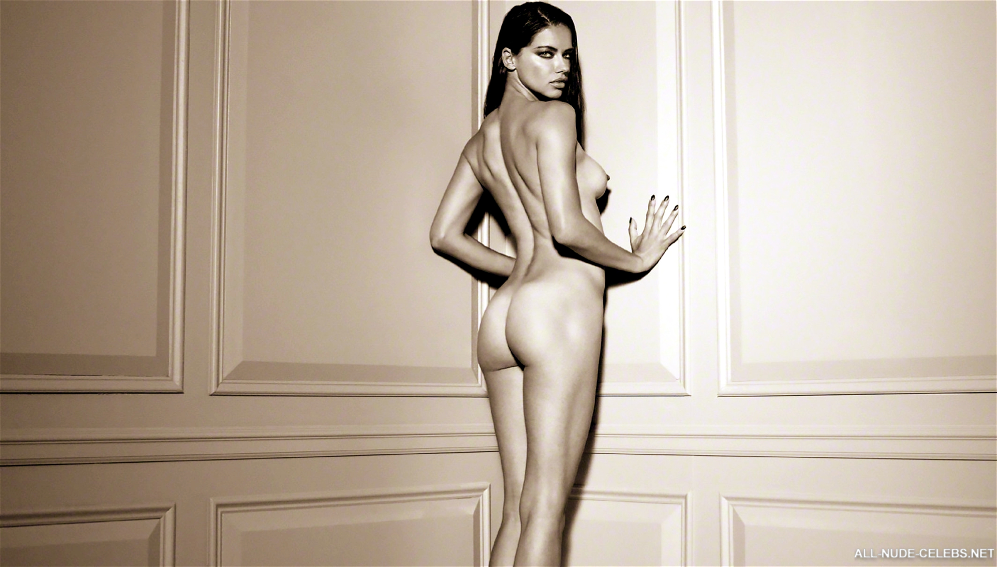 Adriana Lima Nude And Alleged Porn Photo Scandal Planet