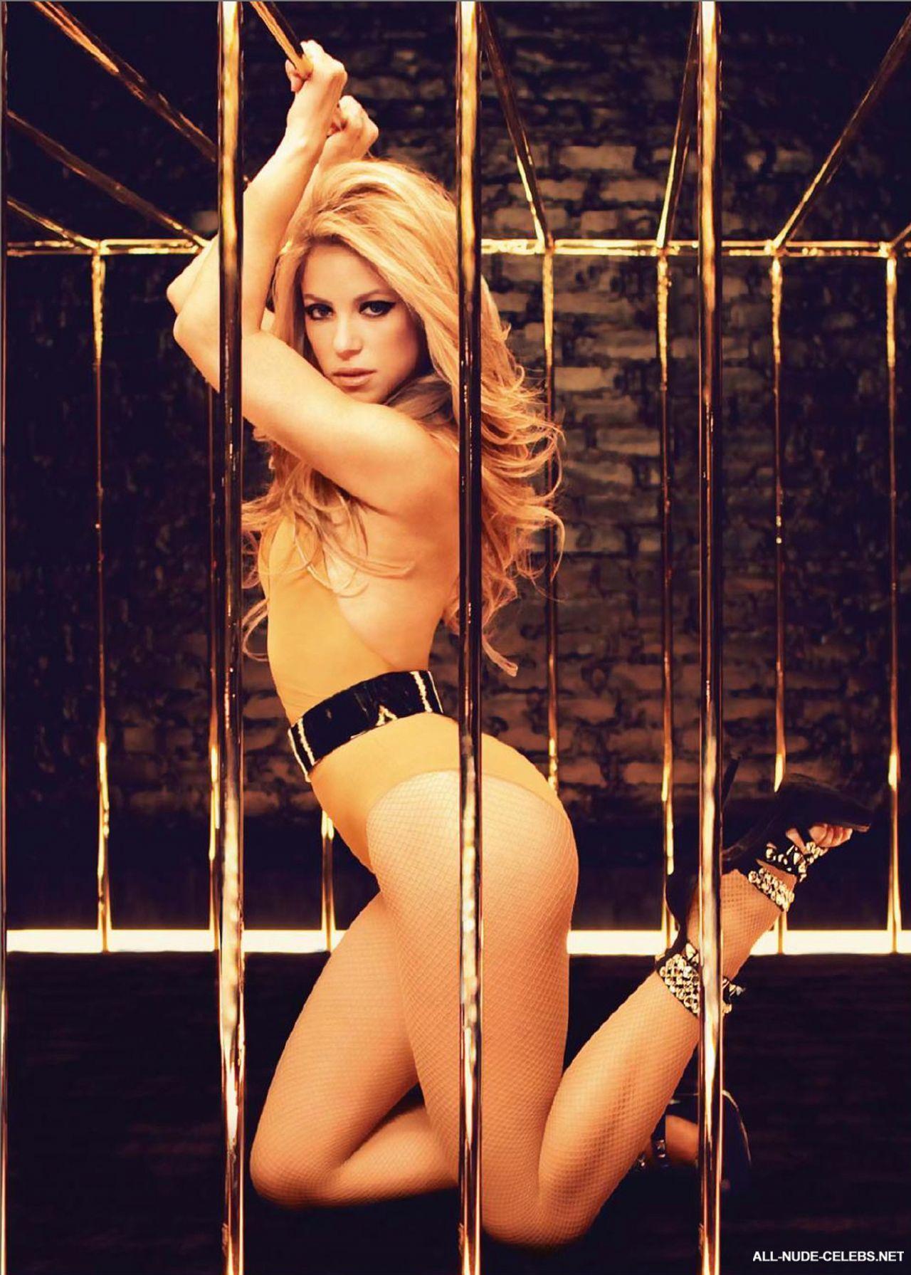 Shakira ass porn singer shakira nude boobs pussy sexy porn pics