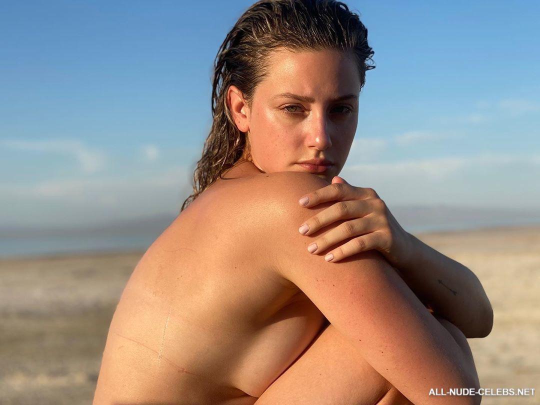Nude lili reinhart Cole Sprouse