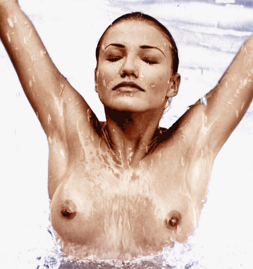 Celebrity Nude And Famous Cameron Diaz