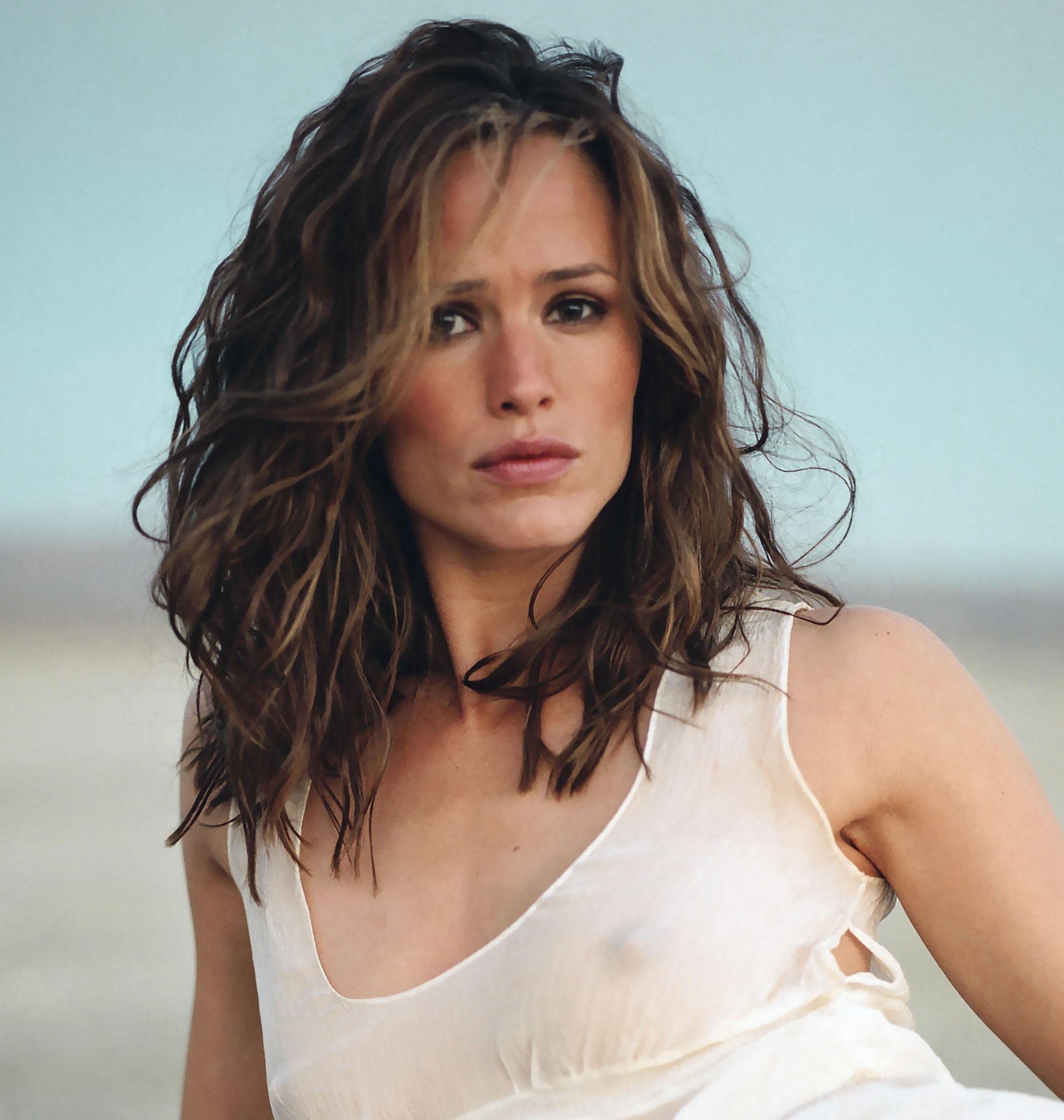 Jennifer garner naked