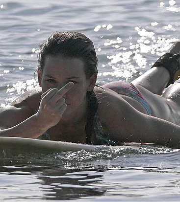 Nude lilly Evangeline Lilly